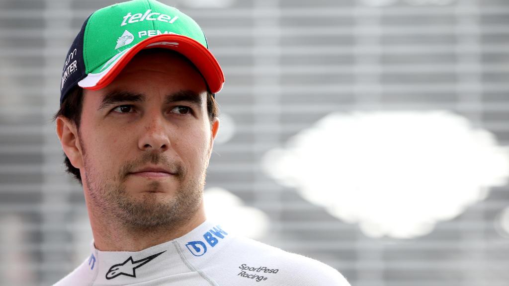 Für 2020 nimmt Sergio Perez vor allem die Quali-Performance ins Visier