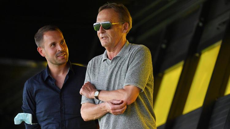 BVB-Boss Hans-Joachim Watzke macht sich Gedanken über die Fan-Rückkehr