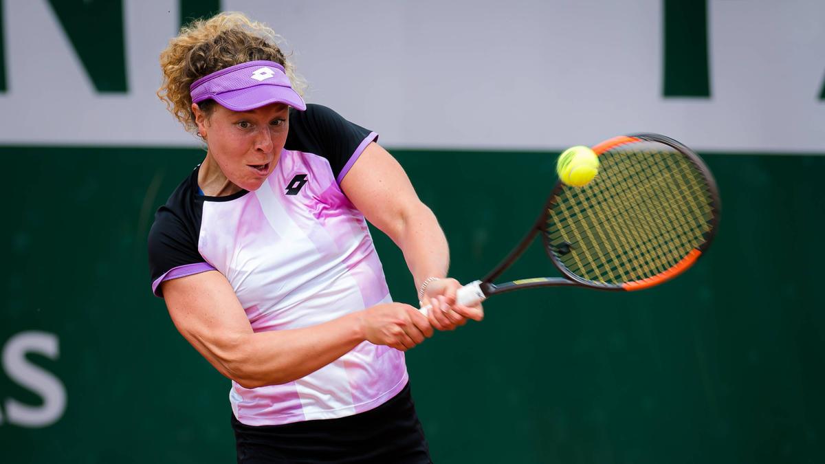 Anna-Lena Friedsam darf bei Olympia im Tennis-Einzel starten