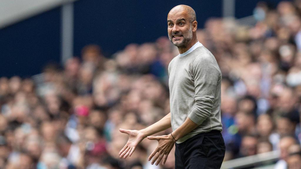 Guardiola hat großen Respekt vor den Leipzigern