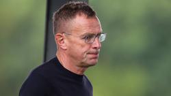 Ralf Rangnick toleriert das Verhalten der Spieler von RB Leipzig nicht