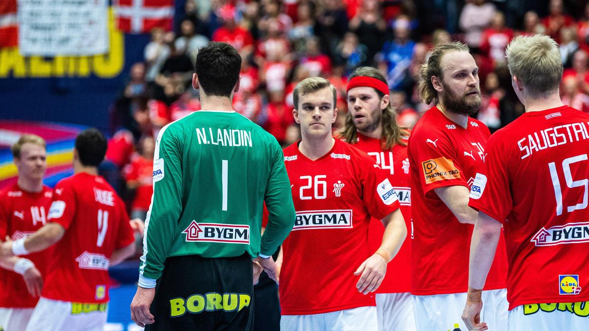 Dänemark verabschiedet sich von der Handball-EM