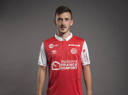 Maresic im Reims-Trikot