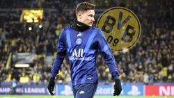 Bemüht sich der BVB um die Dienste von Julian Draxler?