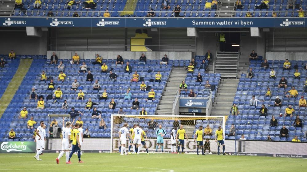 Strenge Sicherheitsvorkehrungen beim Kopenhagen-Derby