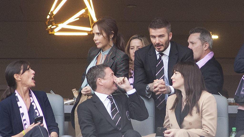 David Beckham konnte mit Inter Miami noch keine Erfolge feiern