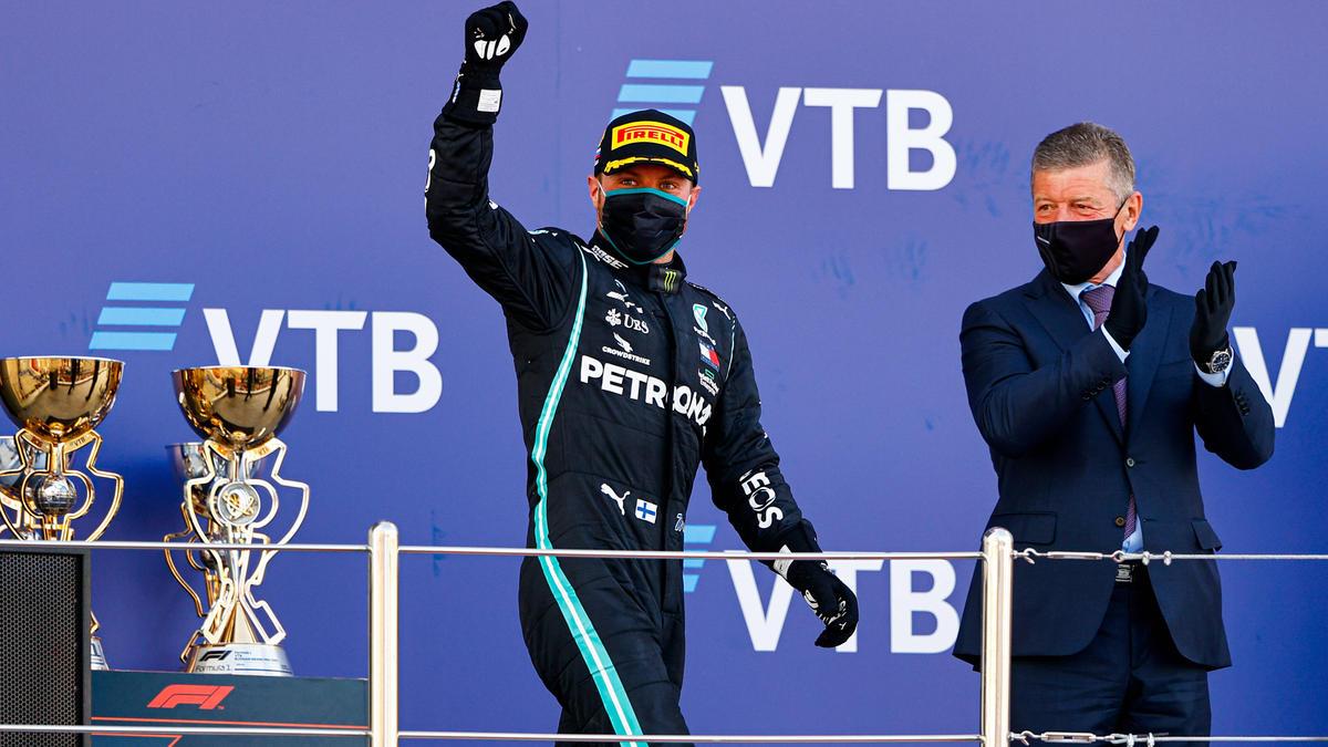 Ließ seinem Frust freien Lauf: Valtteri Bottas