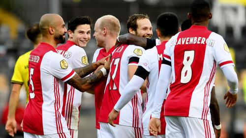 Ajax Amsterdam fertigt VVV Venlo ab