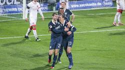 Kantersieg für den VfL Bochum gegen Fortuna Düsseldorf