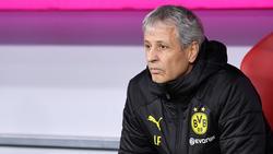 Lucien coachte zweieinhalb Jahre lang den BVB