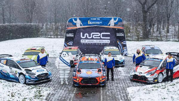 Die Rallye-Weltmeisterschaft (WRC) läuft 2021 und 2022 auf ServusTV