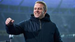 Hansi Flick holte mit seinen Bayern den sechsten Titel