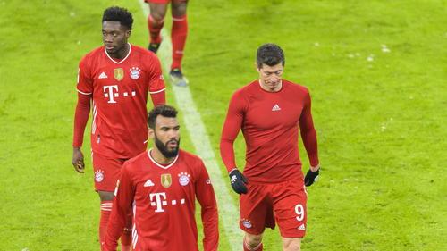 Der FC Bayern verpasste gegen Arminia Bielefeld überraschend einen Sieg