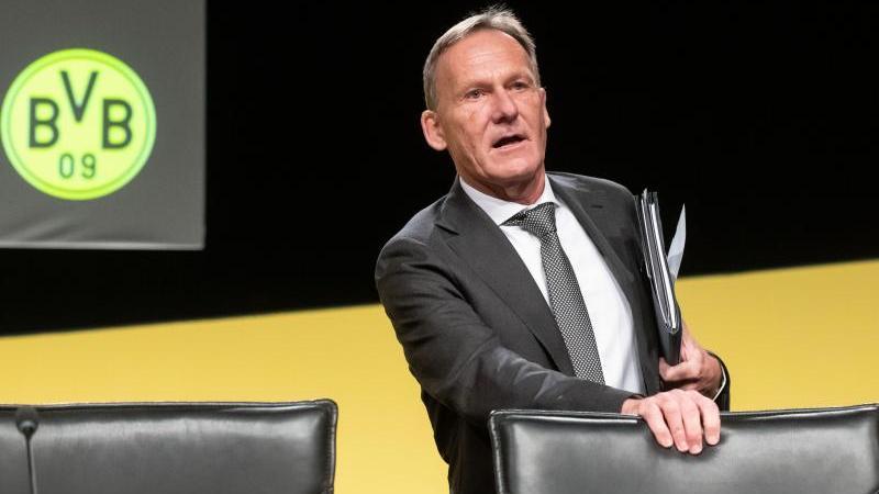 Erwartet auch im Sommer große Zurückhaltung bei den Transfers: Hans-Joachim Watzke