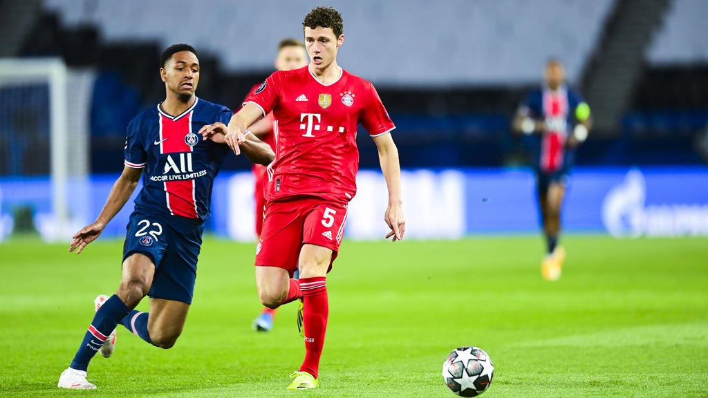 PSG vs. FC Bayern: Noten und Einzelkritik zur Champions League