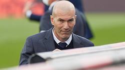 Zinédine Zidanes Zukunft bei Real Madrid bleibt ungeklärt