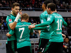 Der FC Schalke 04 muss in der Champions League beim FC Chelsea antreten