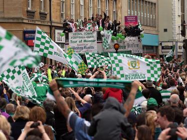 Als Yeovil im Mai den Aufstieg ins Championship schaffte, war in der Stadt schon noch die Hölle los