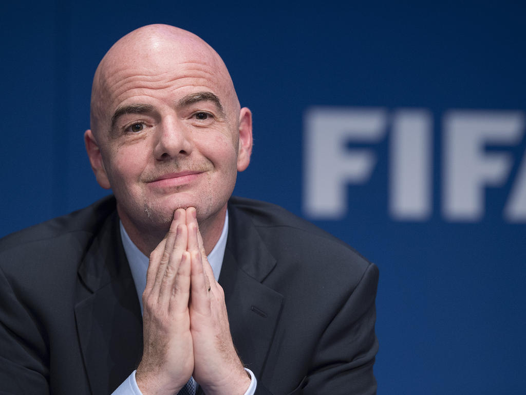 football » acutalités » Infantino has 'no magic formula' to solve