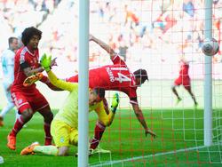 Pizarro trifft gegen seinen Ex-Klub
