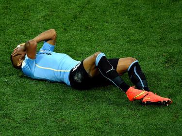 Uruguays Teamspieler Álvaro Pereira muss auf sein Debüt für Getafe warten