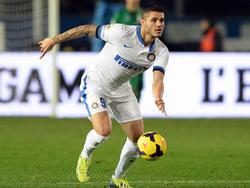 Mauro Icardi, attaccante dell'Inter