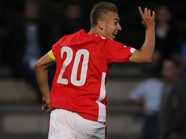 Sandi Lovric hat gegen San Marino zwei Mal aufgezeigt