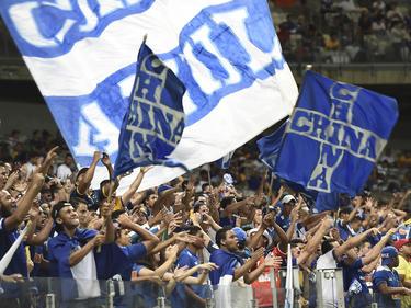 Los fans del Cruzeiro de Belo Horizonte se llevaron una alegría. (Foto: Imago)