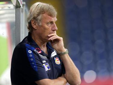 SKN-Coach Karl Daxbacher darf sich über einen Neuzugang freuen