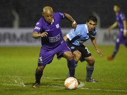 Defensor Sporting se clasificó para octavos de final de la Copa Sudamericana. (Foto: Imago)