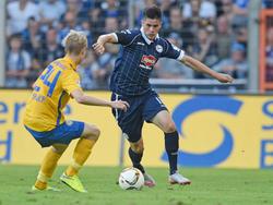 Dennis Mast schließt sich dem Chemnitzer FC an