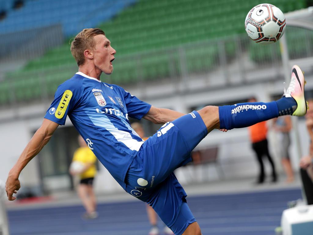 Die Oberösterreicher können mit dem Cupduell gegen Rapid rechnen