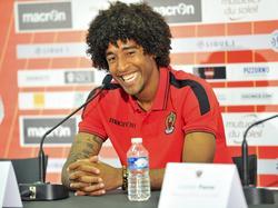 Dante en rueda de prensa el verano pasado. (Foto: Getty)