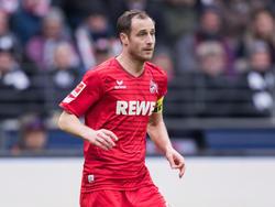 Matthias Lehmann wird in dieser Saison nicht mehr für Köln auflaufen können