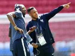 Frankreichs Corentin Tolisso betont die Ausgeglichenheit im Kader der Nationalmannschaft