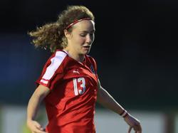 Melanie Brunnthaler erzielte den ersten Treffer von Landhaus