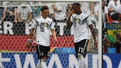 Mesut Özil trat nach der WM aus der Nationalmannschaft zurück