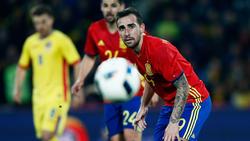 Paco Alcácer darf wieder ins Nationaltrikot schlüpfen
