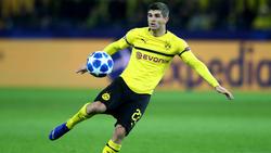 Weiter ein Kandidat beim FC Bayern: BVB-Flitzer Christian Pulisic