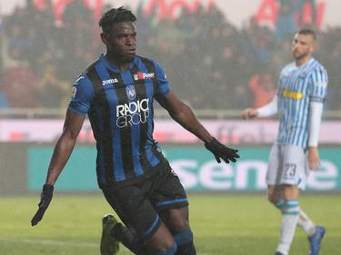 Zapata ya lleva 16 tantos esta temporada en la Serie A. (Foto: Getty)