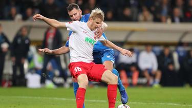 Martin Hinteregger hatte beim FC Augsburg keine sportliche Zukunft mehr
