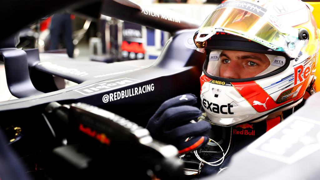 Max Verstappen war nach Q3 verärgert über die Konkurrenz