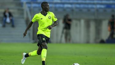 Nicolas Pépé steht offenbar vor einem Wechsel zum SSC Neapel
