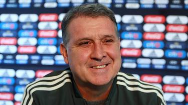Der mexikanische Nationaltrainer Gerardo Martino muss beim Gold Cup ohne einige Topstars auskommen