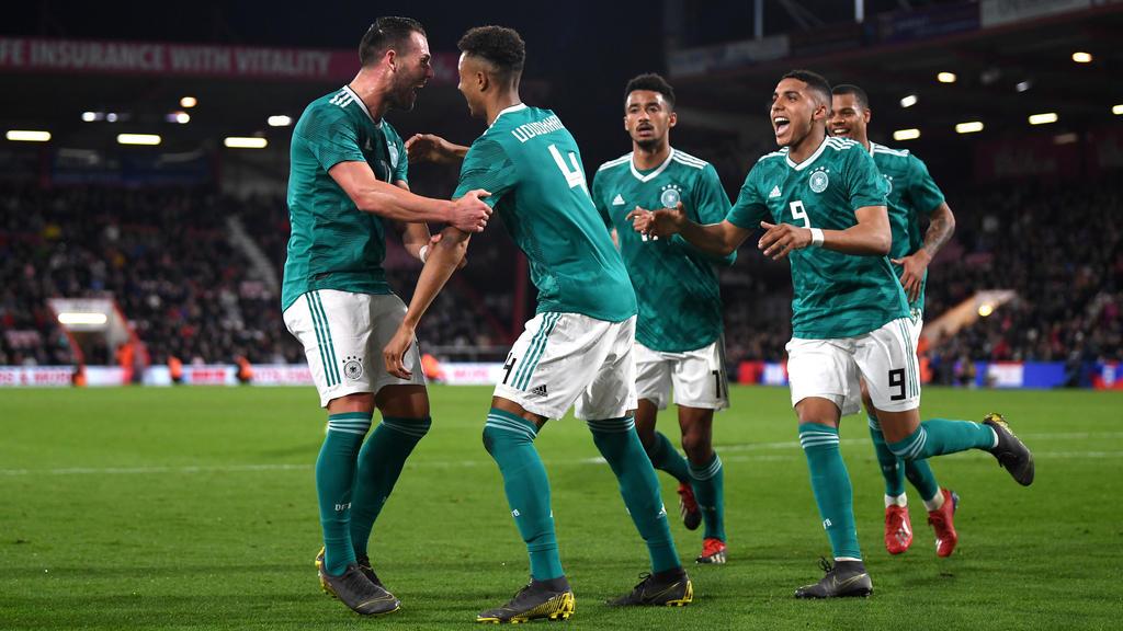 Die U21-Nationalmannschaft freut sich auf die EM