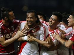 River Plate venció y es finalista. (Foto: Imago)