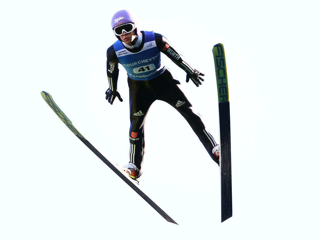 Andreas Wellinger knüpfte auch in Pyeongchang an seine bisherige Form an