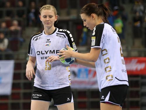 Im Viertelfinale des EHF-Pokals wartet ein schwerer Brocken auf die SG BBM Bietigheim