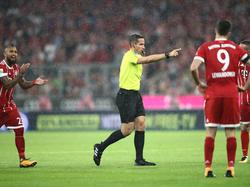 Der erste Videobeweis in der Bundesliga