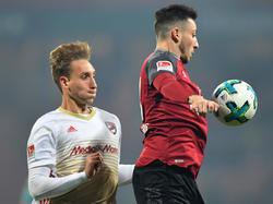 Nach der Partie zwischen Nürnberg und Ingolstadt herrschten geteilte Meinungen